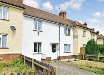 Thumbnail 3 bed terraced house for sale in Nixon Avenue, Ramsgate, Kent
