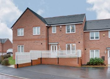 Thumbnail 3 bed terraced house for sale in Brook Meadow, Wychbold, Droitwich