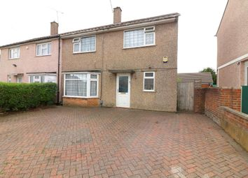 Thumbnail 3 bed semi-detached house for sale in Brunel Road, Luton, Bedfordshire