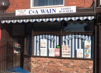 Thumbnail Retail premises for sale in Freehold Commercial Property DN6, Askern, Doncaster