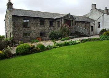 Thumbnail 4 bed barn conversion to rent in Netherhawk, Broughton Beck, Nr Ulverston