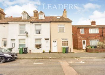 Thumbnail 3 bed terraced house to rent in Gladstone Road, Penenden Heath, Maidstone