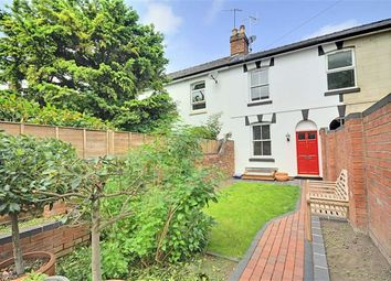 Thumbnail 2 bed terraced house for sale in Wood Terrace, Worcester