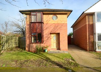 Thumbnail 3 bed detached house for sale in St. Stephens Drive, Bolbeck Park, Milton Keynes