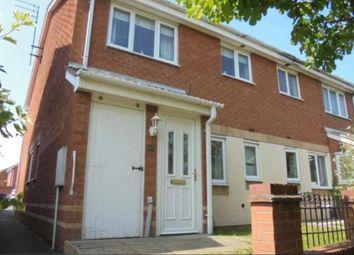 Thumbnail 1 bedroom flat to rent in Brandon Avenue, Admaston, Telford
