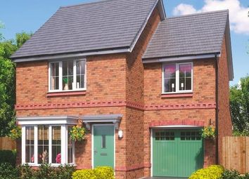 Thumbnail 3 bedroom detached house for sale in Barrowby Road, Grantham