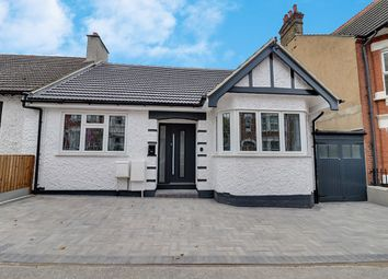 Thumbnail 3 bed semi-detached bungalow for sale in Silverdale Avenue, Westcliff-On-Sea