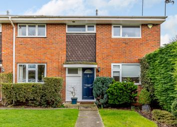 Thumbnail 3 bed end terrace house for sale in Vicarage Close, St Albans, Hertfordshire