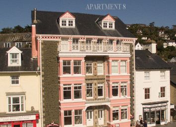 Thumbnail 2 bed duplex for sale in 17A Glandyfi Terrace, Aberdovey