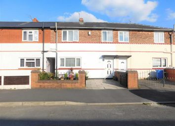 Thumbnail 3 bed terraced house for sale in Saltney Avenue, West Didsbury, Didsbury, Manchester