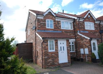 Thumbnail 3 bed property for sale in Makendon Street, Hebburn
