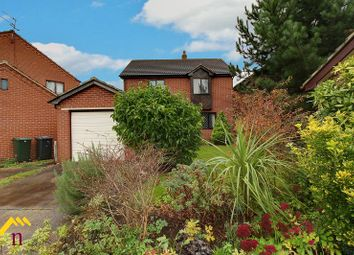 Thumbnail 3 bed detached house for sale in The Croft, Thorne, Doncaster