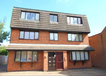 Thumbnail 1 bed flat for sale in Vicarage Court, Earl Shilton, Leicester