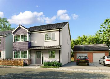 Thumbnail 5 bed detached house for sale in Ladock, Truro