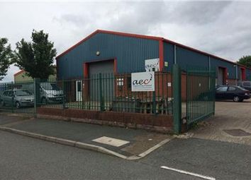 Thumbnail Light industrial to let in Clwyd Court, Unit 1-2, Rhosddu Industrial Estate, Wrexham, Wrexham
