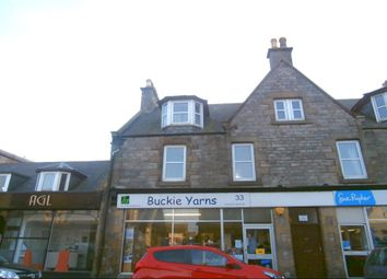 Thumbnail 1 bed flat to rent in West Church Street, Buckie