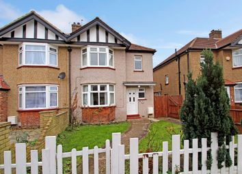 Thumbnail 3 bed semi-detached house for sale in Princes Avenue, Tolworth, Surrey