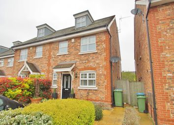 Thumbnail 4 bed semi-detached house for sale in Northfield Farm Mews, Cobham