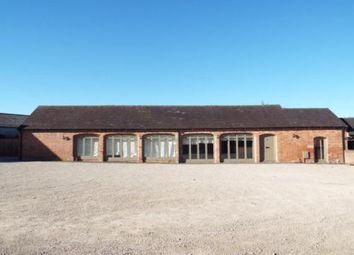 Thumbnail 2 bed barn conversion to rent in Old Hall Lane, Lichfield