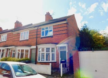 Thumbnail 4 bed terraced house to rent in Adderley Road, Leicester