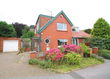 Thumbnail 4 bed detached bungalow for sale in Throxenby Lane, Scarborough