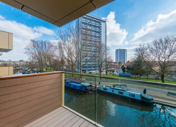 Thumbnail 2 bed flat to rent in Amberley Waterfront, Amberyley Road, Maida Vale