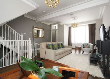Thumbnail 4 bed terraced house for sale in Hazlebury Road, London, London
