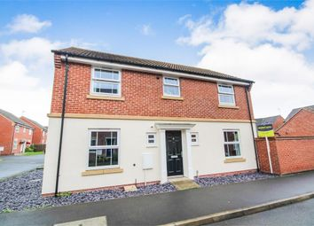 Thumbnail 4 bed detached house to rent in High Main Drive, Bestwood Village, Nottingham