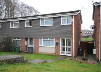 Thumbnail 3 bedroom end terrace house for sale in Hinton Drive, Warmley, Bristol