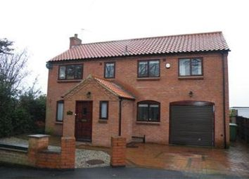 Thumbnail 3 bed detached house to rent in Beck Lane, Blidworth, Mansfield