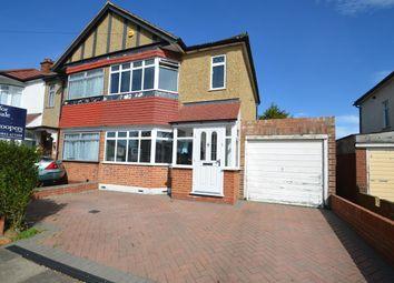 Thumbnail 2 bedroom end terrace house for sale in Dulverton Road, Ruislip