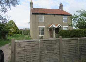 Thumbnail 2 bedroom semi-detached house to rent in Flixton Road, Lowestoft
