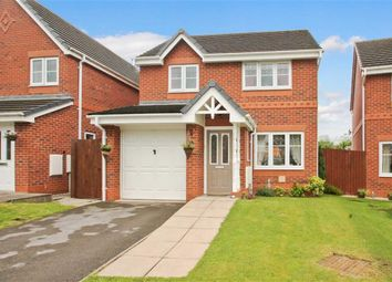 Thumbnail 3 bed detached house for sale in Henley Drive, Oswestry