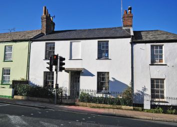 Thumbnail 2 bed terraced house for sale in South Street, Newport, Barnstaple