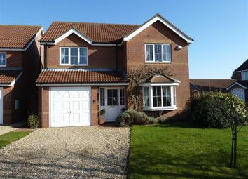 Thumbnail 4 bed property for sale in Kestrel Drive, Louth, Lincolnshire
