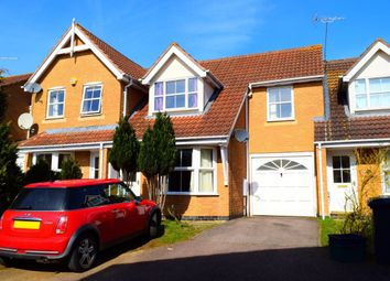 Thumbnail 3 bed property to rent in Lordswood Close, Wootton, Northampton