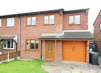 Thumbnail 4 bedroom semi-detached house to rent in Tawney Close, Kidsgrove, Stoke On Trent