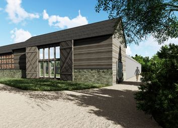 Thumbnail 5 bed barn conversion for sale in Haughton, Oswestry, Shropshire