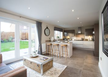 Thumbnail 4 bed detached house for sale in King Street, Yoxall, Burton-On-Trent