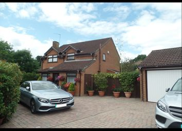 Thumbnail 4 bed detached house for sale in Silkin Gardens, Southampton