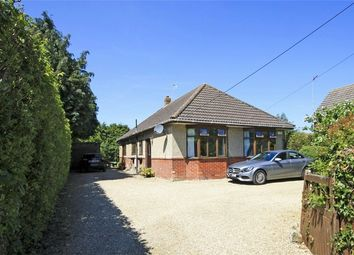 Thumbnail 3 bedroom detached bungalow for sale in Eastfield Lane, Ringwood