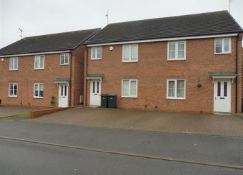 Thumbnail 3 bed semi-detached house to rent in Jefferson Way, Bannerbrook Park, Tile Hill