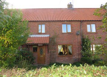 Thumbnail 3 bedroom terraced house for sale in Moor Lane, Sculthorpe, Fakenham