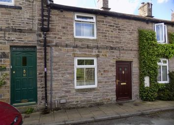 Thumbnail 2 bed terraced house for sale in Western Lane, Buxworth, High Peak