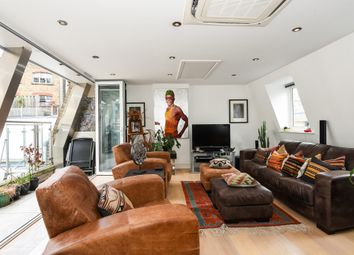 Thumbnail 2 bed end terrace house for sale in Hatton Place, Hatton Garden, London