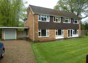 Thumbnail 5 bed detached house to rent in St Nicholas Close, Elstree Borehamwood, Herts