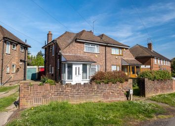Thumbnail 2 bedroom semi-detached house for sale in Nine Elms Avenue, Cowley, Middlesex