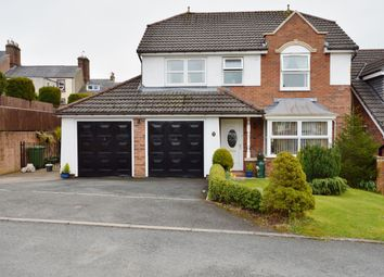 Thumbnail 4 bed detached house for sale in Macadam Gardens, Penrith