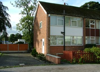 Thumbnail 3 bedroom semi-detached house to rent in Westfield, Stanningley, Pudsey