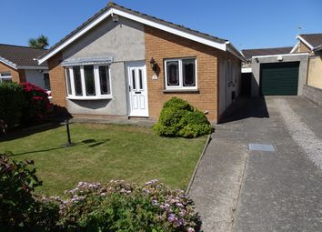 Thumbnail 3 bed detached bungalow for sale in Skokholm Close, Nottage, Porthcawl